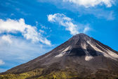 Arenal Volcano Peak — Stock Photo