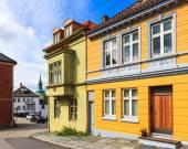 Bergen Architecture — Stock Photo