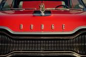 Dodge badge — Stock Photo