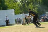 Wicket-keeper — Zdjęcie stockowe
