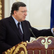 Постер, плакат: European Commission President Jose Manuel Barroso