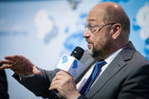 European Parliament President Martin Schulz — Stock Photo