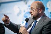 European Parliament President Martin Schulz — Stock Photo