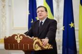 European Commission President Jose Manuel Barroso — Stock Photo