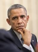 United States President Barack Obama — Stock Photo
