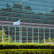 United Nations Building in New York — Stock Photo #54072127