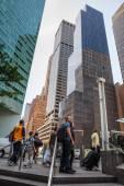 Manhattan modern architecture — ストック写真