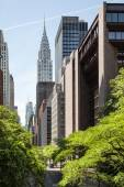 Manhattan modern architecture — Stock Photo