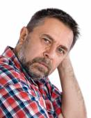 Middle aged man — Stock Photo