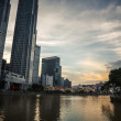Skyscrapers of Singapore — Stock Photo #60386927