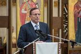 Australian Prime Minister Tony Abbott — Stock Photo