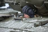Armed forces of Ukraine. — ストック写真