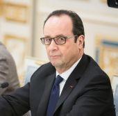 Francois Hollande — Stock Photo