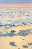 Cielo con nubes — Foto de Stock