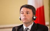 Matteo Renzi — Stock Photo
