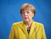 Angela Merkel — Stock Photo