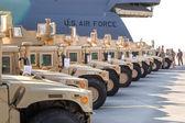 US military assistance to Ukraine — Stock Photo