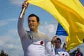 Celebration of Victory Day in Kiev — Foto de Stock