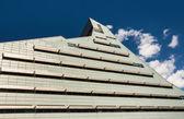National Library of Latvia. Riga. — Stock Photo
