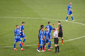 Final of Football Cup of Ukraine — Stock Photo