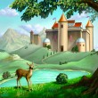 Fantasy Castle — Stock Photo #58824199