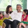 Happy indian family — Stock Photo #52576329