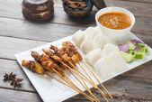 Popular asian dish — Stock Photo