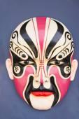 Opera chińska maska — Zdjęcie stockowe