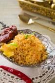 Biryani rice — Stock Photo
