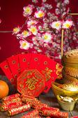 Chinese New Year Decoration — Stock Photo