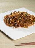 Fried Penang Char Kuey Teow — Stock Photo