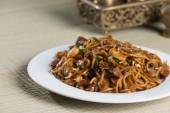 Popular noodle dish in Malaysia — Stock Photo