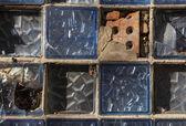 Broken wall texture — Stock Photo
