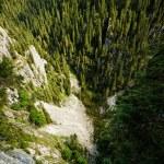 ������, ������: Steep cliff