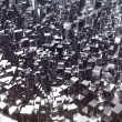 Abstract city made of cubes — Stock Photo #55986003