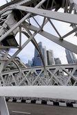 Singapore Financial District — Stock Photo
