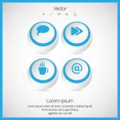Icon sets — Stock Vector