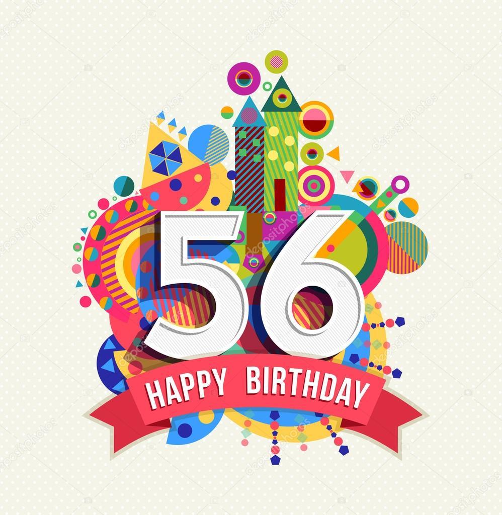 Feliz Cumple kontiki - Página 2 Depositphotos_101407978-stock-illustration-happy-birthday-56-year-greeting