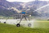 Large irrigation system — Foto de Stock