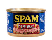 Spam spread — Stock Photo