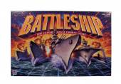 Battleship board game — Stock Photo