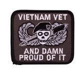 Vietnam veteran patch — Photo