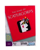 Scattergories game box — Stock Photo