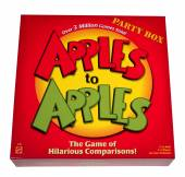 Apples to Apples game — Stock Photo