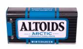 Altoids wintergreen mints — Foto de Stock