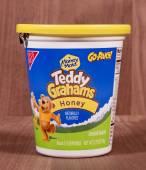 Teddy Grahams — Stock Photo