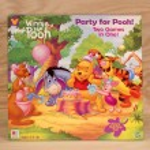 Постер, плакат: Winnie the Pooh game