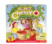 Hi Ho Cherry-o game box — Stock Photo
