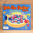 Lets Go Fishing game box — Stock Photo #69339717