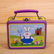 Rabbit lunch box — Stock Photo #70612565